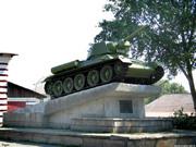 памятник т-34 в Нижнем Тагиле
